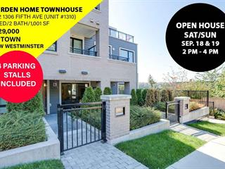 Townhouse for sale in Uptown NW, New Westminster, New Westminster, G02 1306 Fifth Avenue, 262636835 | Realtylink.org