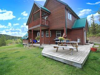 House for sale in Williams Lake - Rural South, Williams Lake, Williams Lake, 3545 Knife Creek Road, 262639590 | Realtylink.org