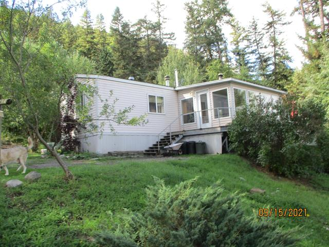 Manufactured Home for sale in McLeese Lake, Williams Lake, 6302 N Forglen Road, 262640125   Realtylink.org