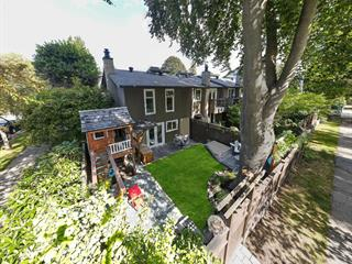 Townhouse for sale in Mount Pleasant VW, Vancouver, Vancouver West, 3090 Alberta Street, 262639467   Realtylink.org