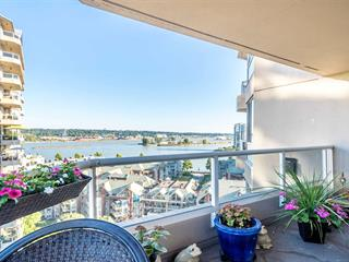 Apartment for sale in Quay, New Westminster, New Westminster, 1504 1245 Quayside Drive, 262627483   Realtylink.org