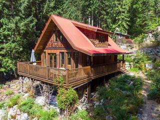 House for sale in Lillooet Lake, Pemberton, Pemberton, Lot 90 6500 In-Shuck-Ch Forest Service Road, 262640154   Realtylink.org