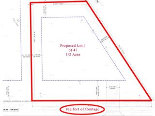 Lot for sale in Anmore, Port Moody, Lot 1 2345 Sunnyside Road, 262638966 | Realtylink.org