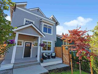 1/2 Duplex for sale in Point Grey, Vancouver, Vancouver West, 2755 Alma Street, 262639767 | Realtylink.org
