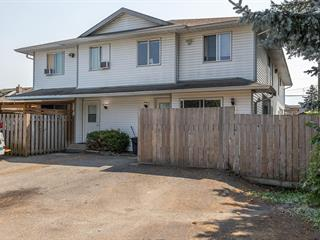 Townhouse for sale in Chilliwack E Young-Yale, Chilliwack, Chilliwack, 4 46257 Princess Avenue, 262639713   Realtylink.org