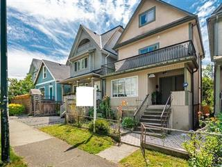 House for sale in Grandview Woodland, Vancouver, Vancouver East, 1532 E 2nd Avenue, 262607679   Realtylink.org