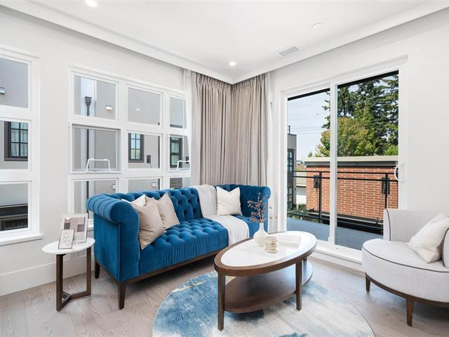 Townhouse for sale in Arbutus, Vancouver, Vancouver West, 2789 Alamein Avenue, 262623919   Realtylink.org
