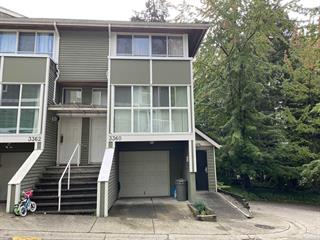 Townhouse for sale in Champlain Heights, Vancouver, Vancouver East, 3360 Cobblestone Avenue, 262642220   Realtylink.org