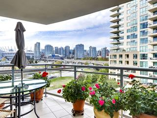 Apartment for sale in Downtown VE, Vancouver, Vancouver East, 601 120 Milross Avenue, 262642294   Realtylink.org