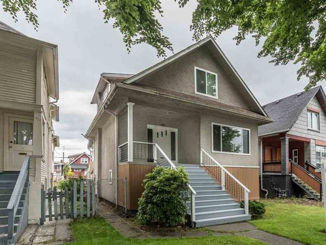 House for sale in Grandview Woodland, Vancouver, Vancouver East, 1744 E 1st Avenue, 262607631 | Realtylink.org