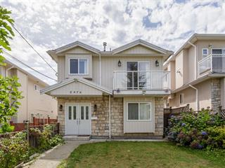 1/2 Duplex for sale in Central BN, Burnaby, Burnaby North, 5976 Woodsworth Street, 262640837   Realtylink.org