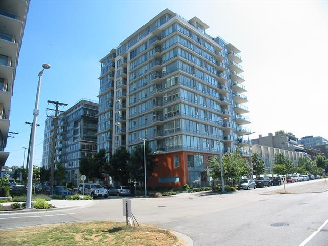 Apartment for sale in False Creek, Vancouver, Vancouver West, 607 1833 Crowe Street, 262643125   Realtylink.org