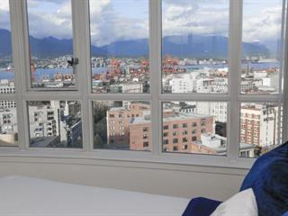 Apartment for sale in Downtown VW, Vancouver, Vancouver West, 2206 63 Keefer Place, 262643584 | Realtylink.org