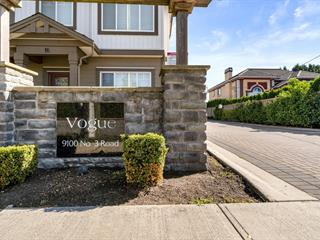 Townhouse for sale in Saunders, Richmond, Richmond, 3 9100 No. 3 Road, 262637532   Realtylink.org