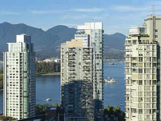 Apartment for sale in Coal Harbour, Vancouver, Vancouver West, 2109 1239 W Georgia Street, 262642690   Realtylink.org