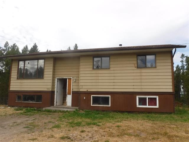 House for sale in Williams Lake - Rural West, Williams Lake, Williams Lake, 5841 Thompson Road, 262638611 | Realtylink.org