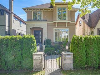 House for sale in Kitsilano, Vancouver, Vancouver West, 2838 W 15th Avenue, 262637811 | Realtylink.org