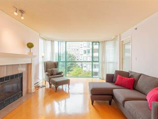 Apartment for sale in West End VW, Vancouver, Vancouver West, 601 1132 Haro Street, 262638552 | Realtylink.org