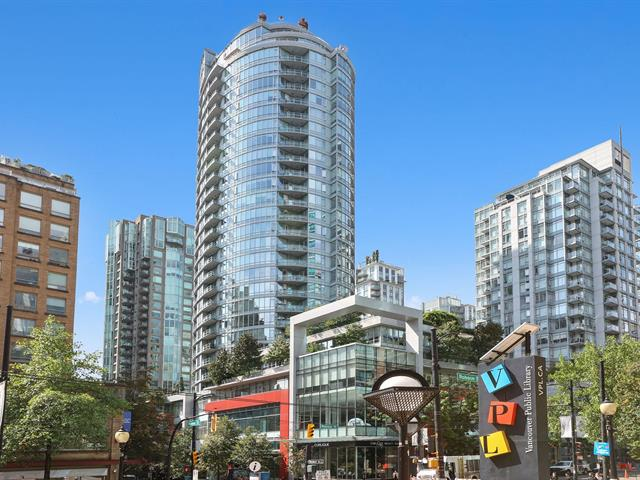 Apartment for sale in Downtown VW, Vancouver, Vancouver West, 2908 833 Homer Street, 262635275   Realtylink.org