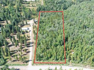 Lot for sale in Bouchie Lake, Quesnel, Quesnel, Lot 3 Paley Road, 262630796 | Realtylink.org