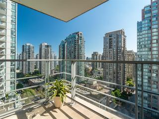 Apartment for sale in Downtown VW, Vancouver, Vancouver West, 1601 565 Smithe Street, 262635693 | Realtylink.org