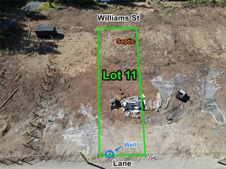 Lot for sale in Errington, Errington/Coombs/Hilliers, Lot 11 Williams St, 885207   Realtylink.org