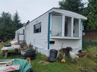 Manufactured Home for sale in Thornhill, Terrace, Terrace, 40 3624 Old Lakelse Lake Drive, 262635172   Realtylink.org