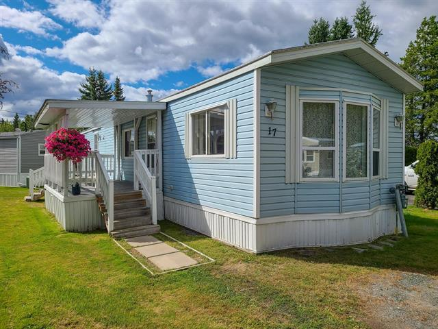 Manufactured Home for sale in Sintich, Prince George, PG City South East, 17 7817 Highway 97 S, 262635628 | Realtylink.org