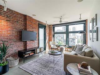 Apartment for sale in Downtown VW, Vancouver, Vancouver West, 601 53 W Hastings Street, 262636391 | Realtylink.org