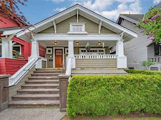 1/2 Duplex for sale in Kitsilano, Vancouver, Vancouver West, 3242 W 3rd Avenue, 262637339 | Realtylink.org