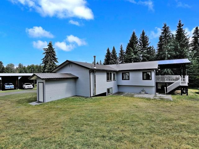 House for sale in Williams Lake - Rural East, Williams Lake, Williams Lake, 3261 Big Lake Road, 262626186   Realtylink.org