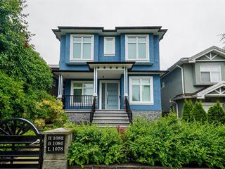 House for sale in South Vancouver, Vancouver, Vancouver East, 1082 E 49th Avenue, 262635829 | Realtylink.org