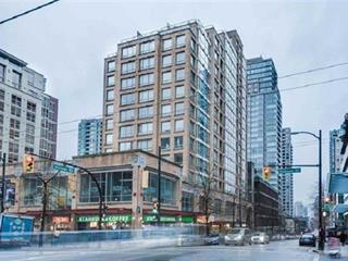 Apartment for sale in Downtown VW, Vancouver, Vancouver West, 1402 822 Homer Street, 262629339 | Realtylink.org