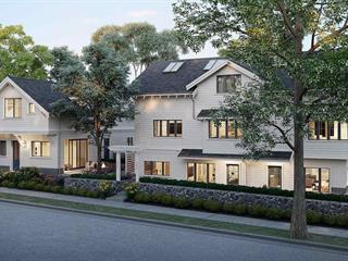 Townhouse for sale in Kerrisdale, Vancouver, Vancouver West, 5260 Larch Street, 262629498 | Realtylink.org