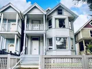 House for sale in Strathcona, Vancouver, Vancouver East, 856 Keefer Street, 262629184   Realtylink.org