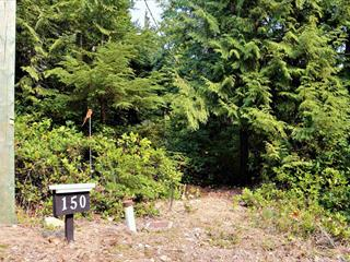 Lot for sale in Gibsons & Area, Gibsons, Sunshine Coast, 150 Swallow Road, 262629121   Realtylink.org