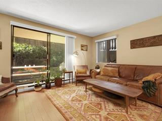 Apartment for sale in Kitsilano, Vancouver, Vancouver West, 103 2458 York Avenue, 262631981 | Realtylink.org