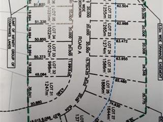 Lot for sale in Charella/Starlane, Prince George, PG City South, Lot 31 University Heights Drive, 262629775 | Realtylink.org
