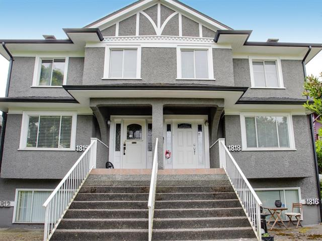 Fourplex for sale in Kitsilano, Vancouver, Vancouver West, 1810 1818 W 10th Avenue, 262632812   Realtylink.org