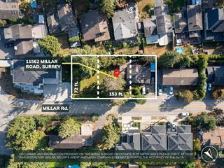 House for sale in Royal Heights, Surrey, North Surrey, 11562 Millar Road, 262632230   Realtylink.org