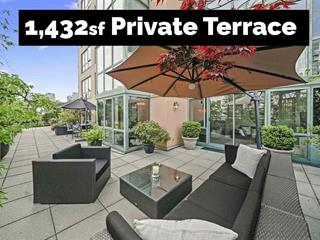 Apartment for sale in Yaletown, Vancouver, Vancouver West, 705 212 Davie Street, 262626635   Realtylink.org