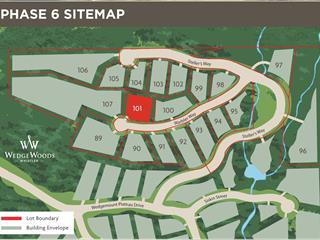 Lot for sale in WedgeWoods, Whistler, Whistler, 9342 Warbler Way, 262626097   Realtylink.org