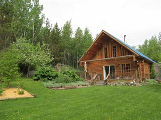 House for sale in Quesnel - Rural West, Quesnel, Quesnel, 1701 Fielding Road, 262627321   Realtylink.org