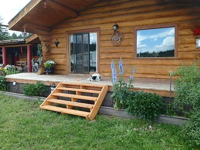 House for sale in Williams Lake - Rural West, Williams Lake, Williams Lake, 7271 Taseko Lake Road, 262627044   Realtylink.org
