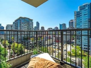 Apartment for sale in Downtown VW, Vancouver, Vancouver West, 1202 989 Richards Street, 262626979 | Realtylink.org