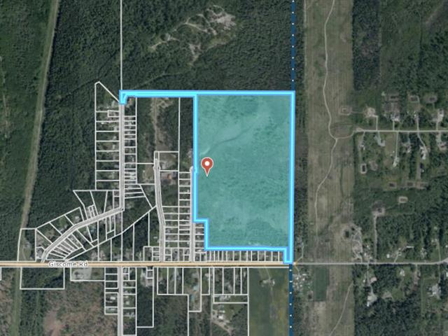 Lot for sale in South Blackburn, Prince George, PG City South East, 1866 McLaren Road, 262626873 | Realtylink.org