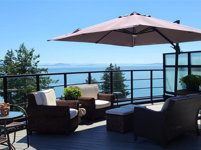 Apartment for sale in White Rock, South Surrey White Rock, 502 14855 Thrift Avenue, 262554563 | Realtylink.org
