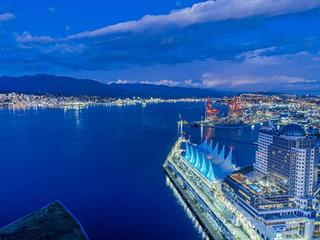 Apartment for sale in Coal Harbour, Vancouver, Vancouver West, 4307 1011 W Cordova Street, 262581221 | Realtylink.org