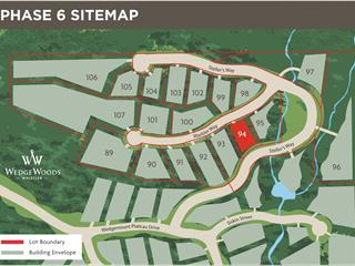 Lot for sale in WedgeWoods, Whistler, Whistler, 9329 Warbler Way, 262626032   Realtylink.org