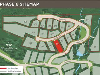 Lot for sale in WedgeWoods, Whistler, Whistler, 9337 Warbler Way, 262625985 | Realtylink.org